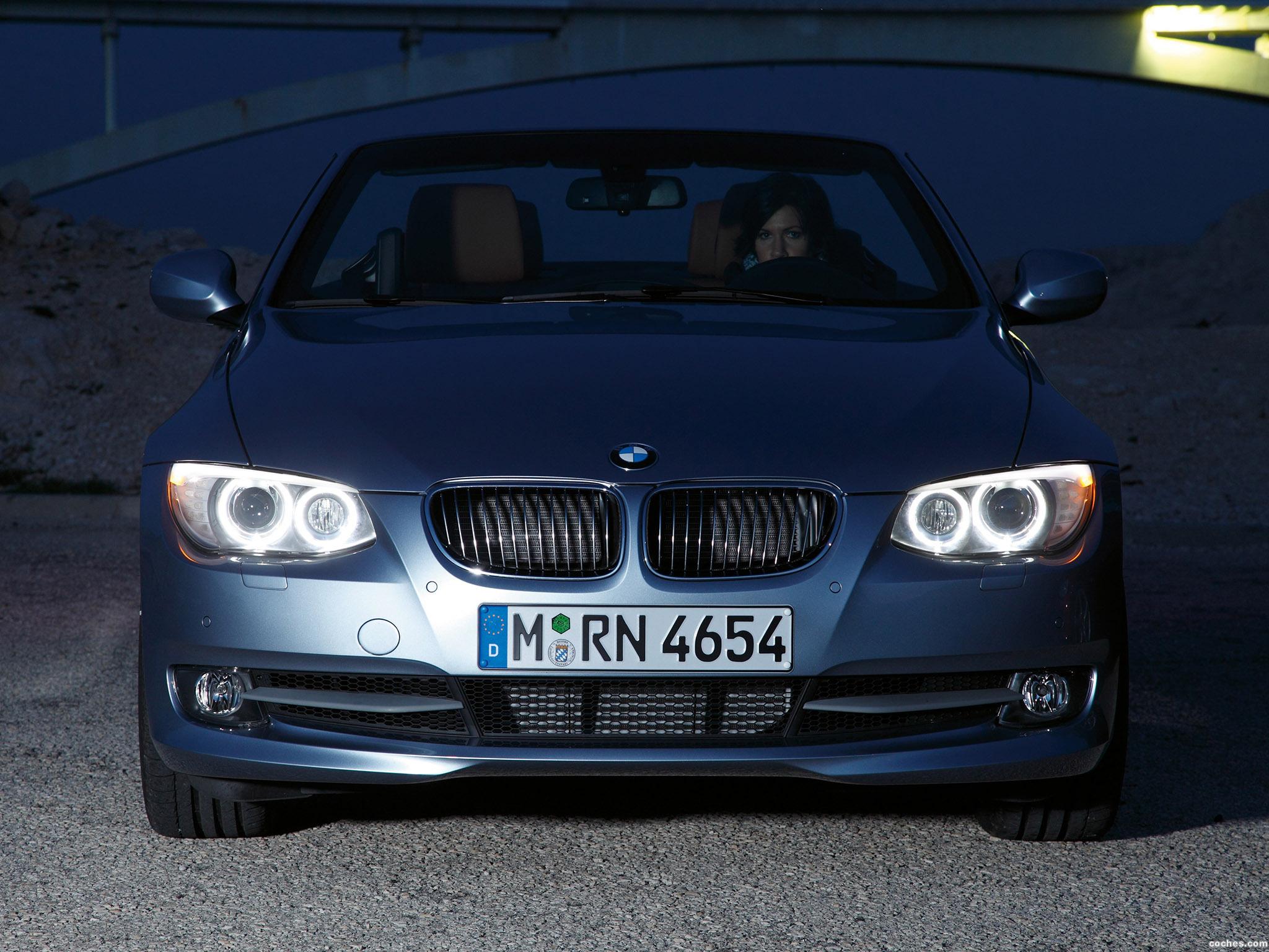 Foto 17 de BMW Serie 3 Cabrio E93 2010