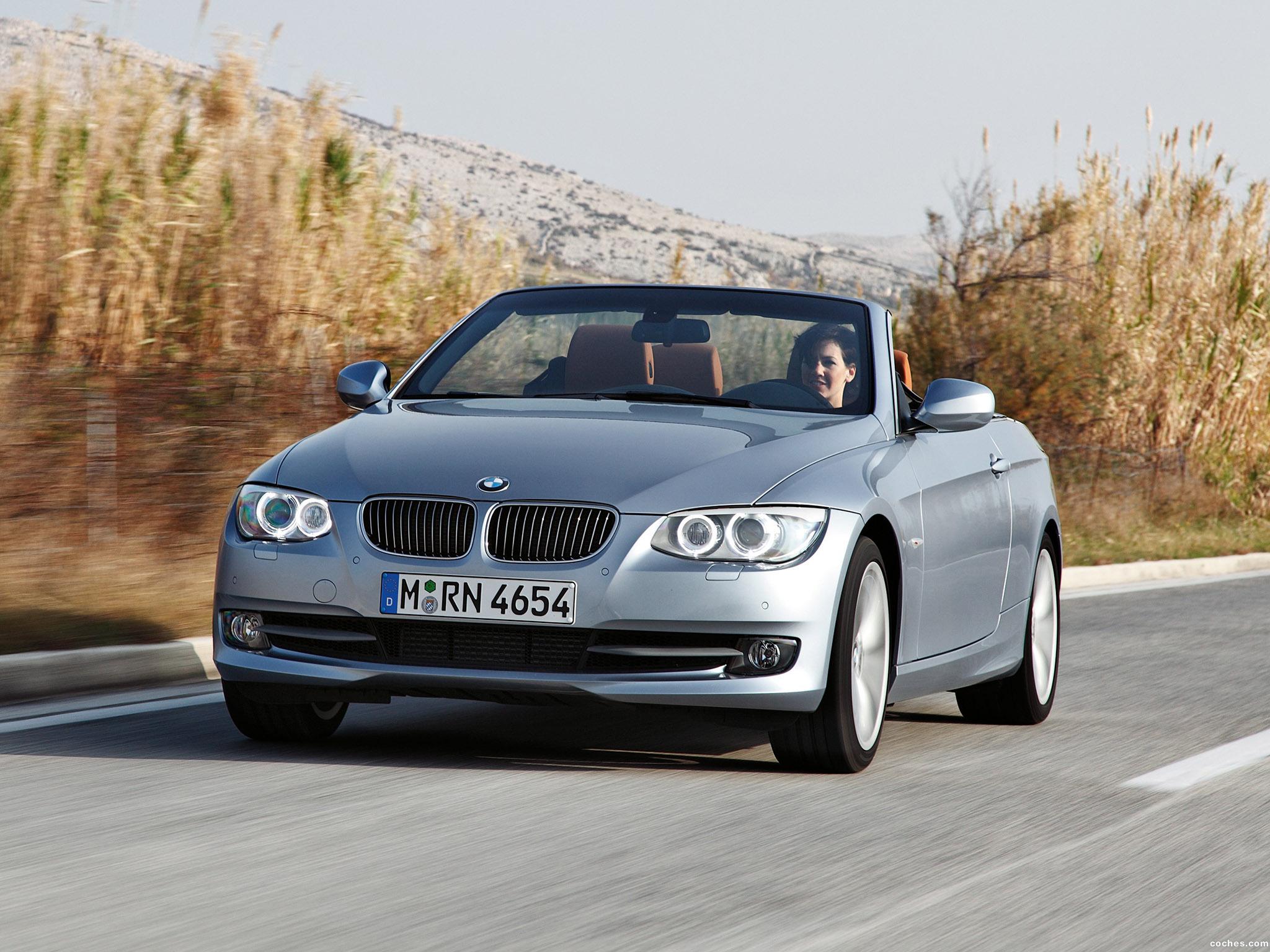 Foto 13 de BMW Serie 3 Cabrio E93 2010