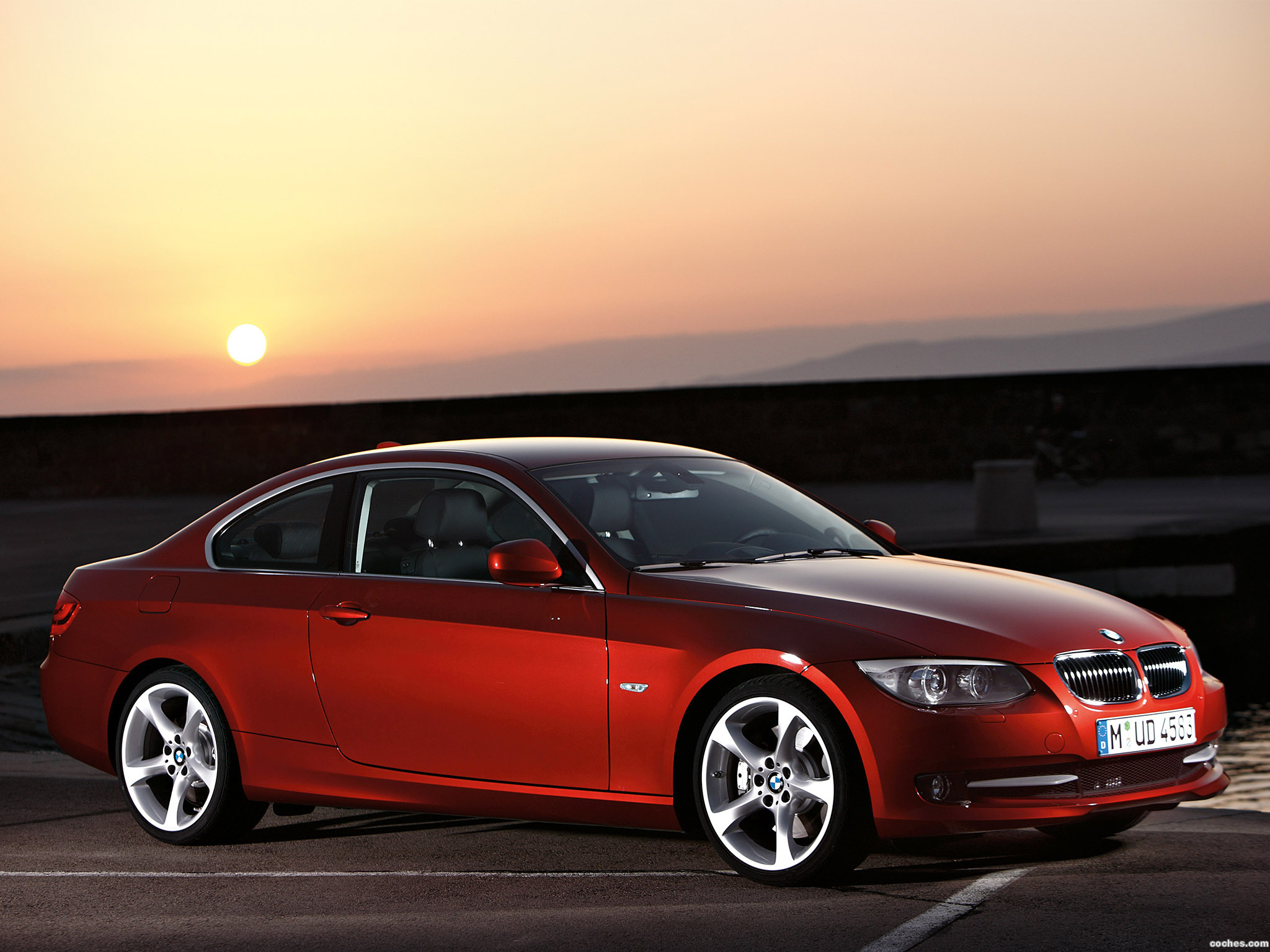Foto 0 de BMW Serie 3 E92 335i Coupe  2010
