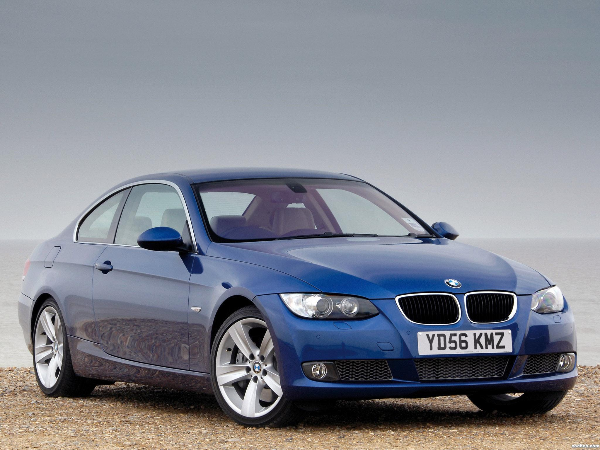 Foto 0 de BMW Serie 3 335i Coupe UK E92 2008