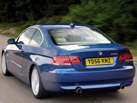 Ver foto 5 de BMW Serie 3 335i Coupe UK E92 2008