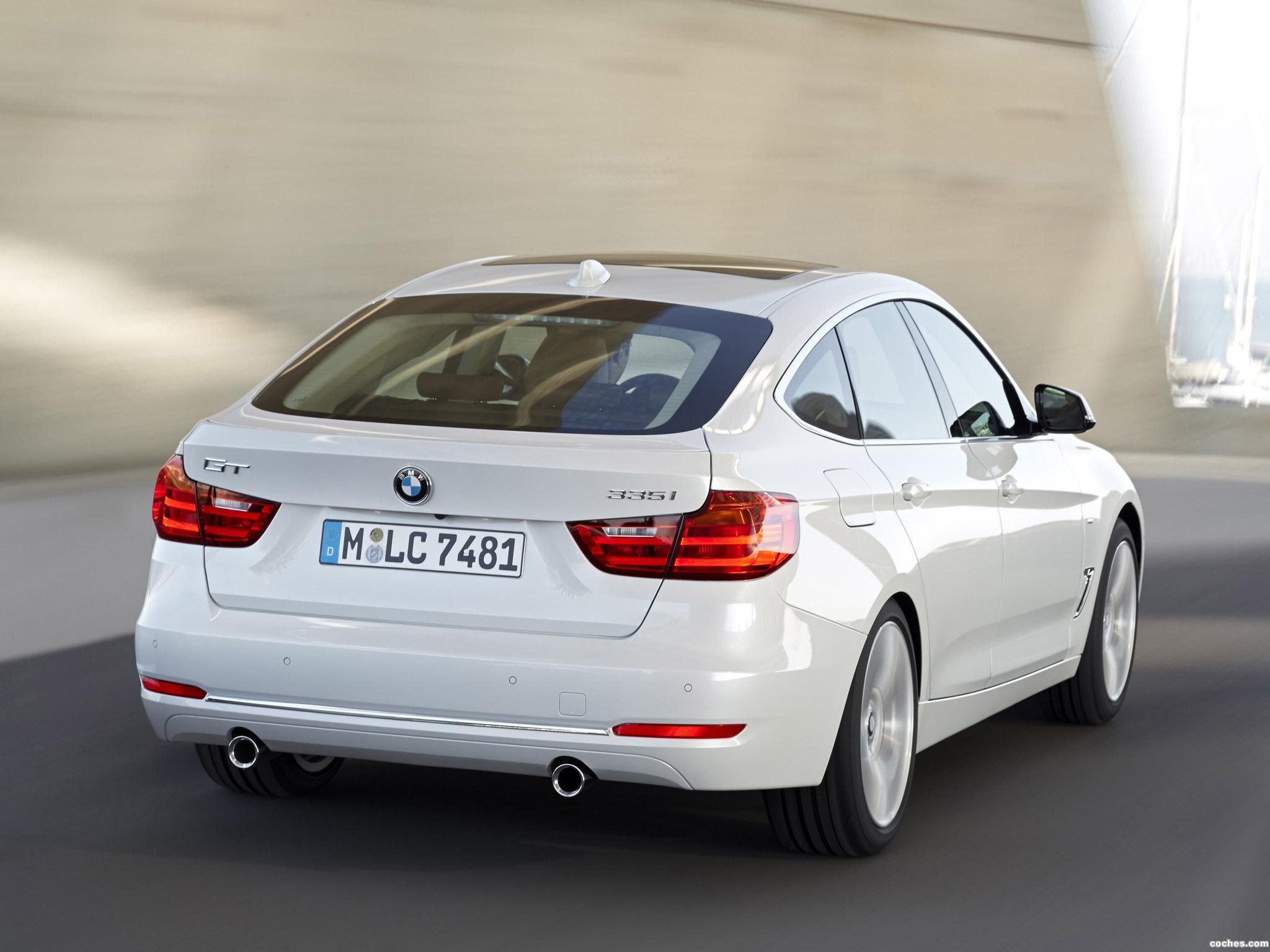 Foto 6 de BMW Serie 3 Gran Turismo 320i F34 2013