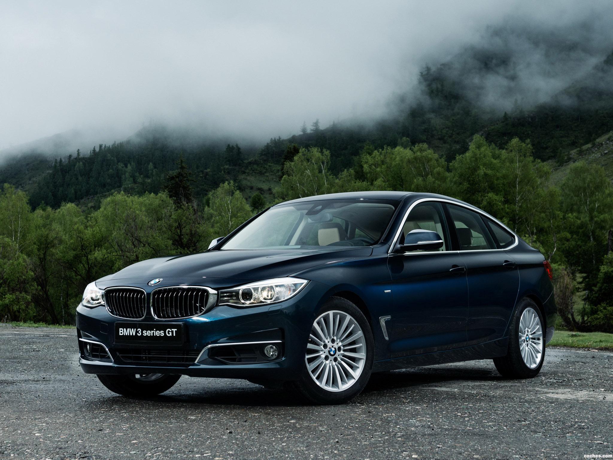 Foto 0 de BMW Serie 3 Gran Turismo 335i Luxury Line F34 2013