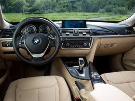 Ver foto 18 de BMW Serie 3 Gran Turismo 335i Luxury Line F34 2013