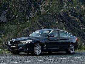 Ver foto 9 de BMW Serie 3 Gran Turismo 335i Luxury Line F34 2013