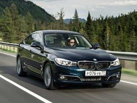 Ver foto 8 de BMW Serie 3 Gran Turismo 335i Luxury Line F34 2013