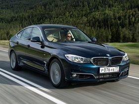 Ver foto 7 de BMW Serie 3 Gran Turismo 335i Luxury Line F34 2013