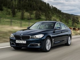 Ver foto 6 de BMW Serie 3 Gran Turismo 335i Luxury Line F34 2013
