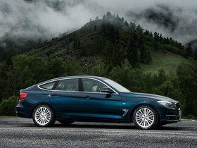 Ver foto 5 de BMW Serie 3 Gran Turismo 335i Luxury Line F34 2013