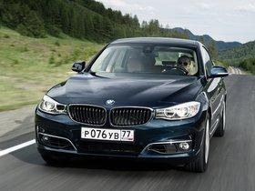 Ver foto 12 de BMW Serie 3 Gran Turismo 335i Luxury Line F34 2013