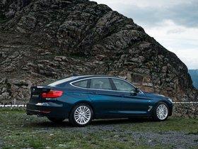 Ver foto 10 de BMW Serie 3 Gran Turismo 335i Luxury Line F34 2013
