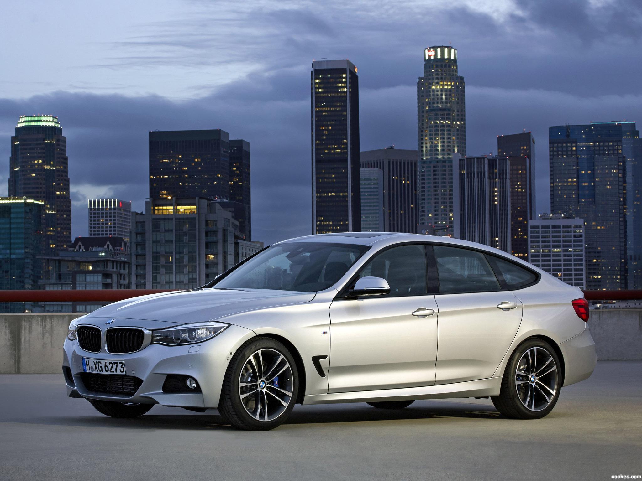 Foto 0 de BMW Serie 3 335i Gran Turismo M Sports Package F34 2013