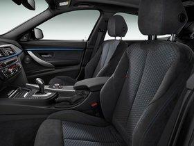 Ver foto 18 de BMW Serie 3 335i Gran Turismo M Sports Package F34 2013