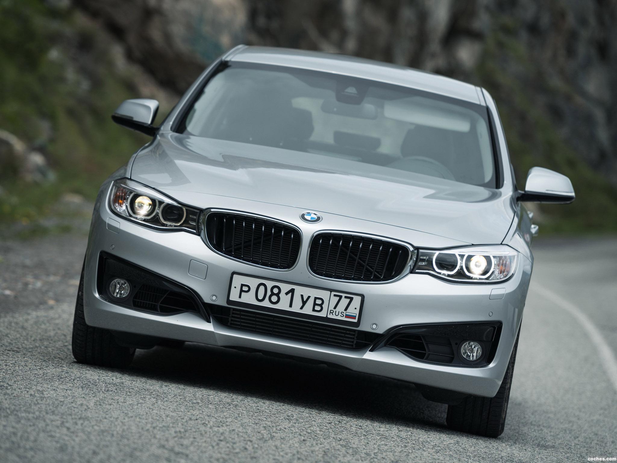 Foto 18 de BMW Serie 3 Gran Turismo 335i Sport Line F34 2013