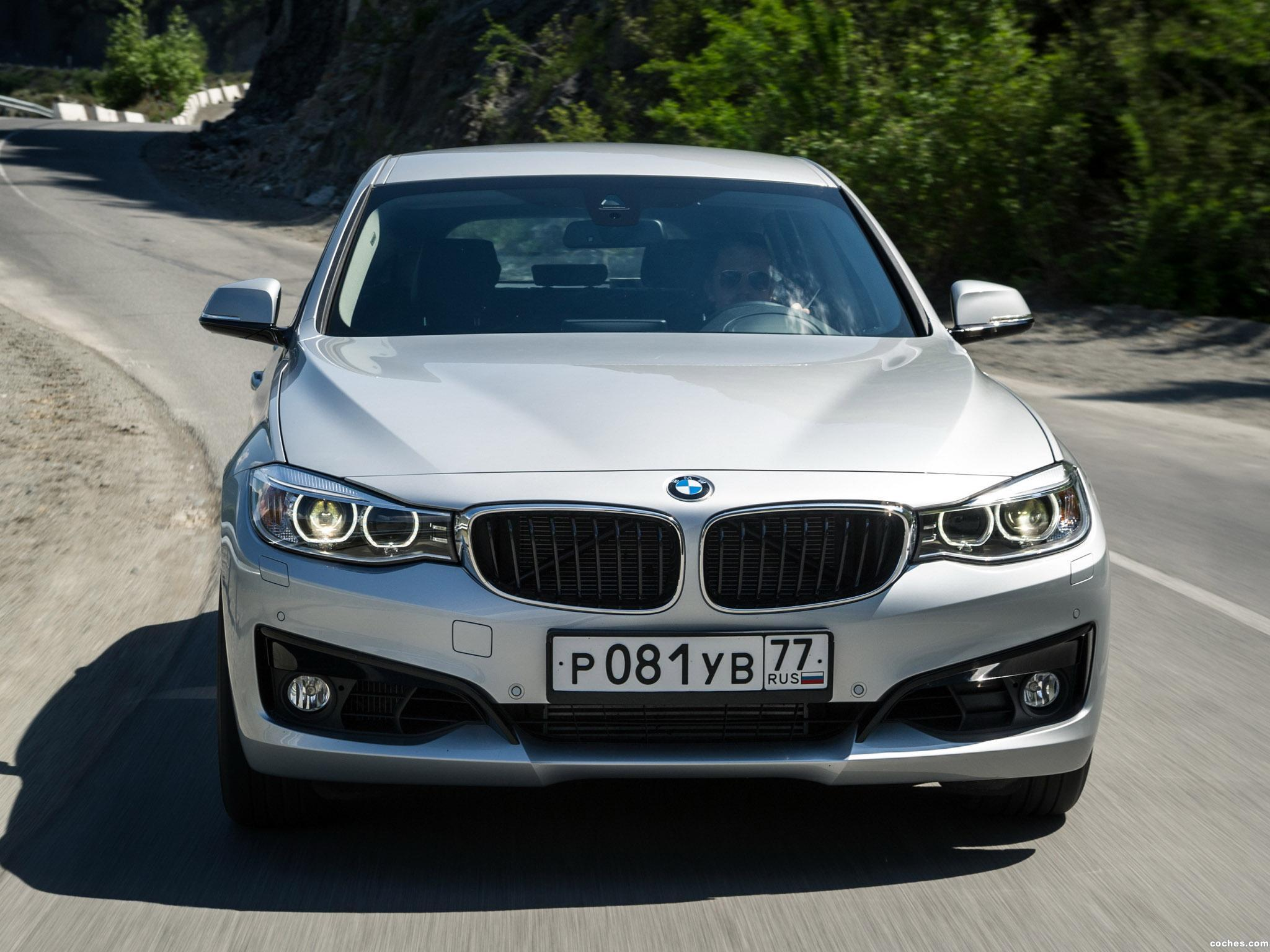 Foto 11 de BMW Serie 3 Gran Turismo 335i Sport Line F34 2013