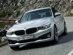 Ver foto 20 de BMW Serie 3 Gran Turismo 335i Sport Line F34 2013