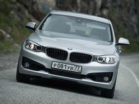 Ver foto 19 de BMW Serie 3 Gran Turismo 335i Sport Line F34 2013