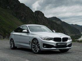 Ver foto 17 de BMW Serie 3 Gran Turismo 335i Sport Line F34 2013