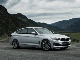 Ver foto 16 de BMW Serie 3 Gran Turismo 335i Sport Line F34 2013