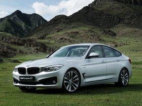 Ver foto 14 de BMW Serie 3 Gran Turismo 335i Sport Line F34 2013