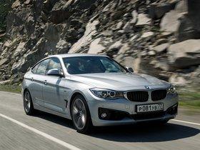 Ver foto 13 de BMW Serie 3 Gran Turismo 335i Sport Line F34 2013