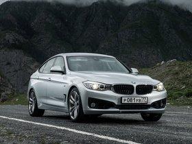 Ver foto 9 de BMW Serie 3 Gran Turismo 335i Sport Line F34 2013