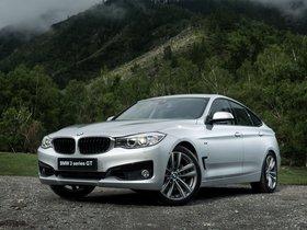 Ver foto 7 de BMW Serie 3 Gran Turismo 335i Sport Line F34 2013