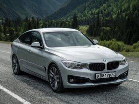 Ver foto 6 de BMW Serie 3 Gran Turismo 335i Sport Line F34 2013
