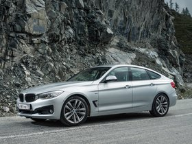 Ver foto 27 de BMW Serie 3 Gran Turismo 335i Sport Line F34 2013