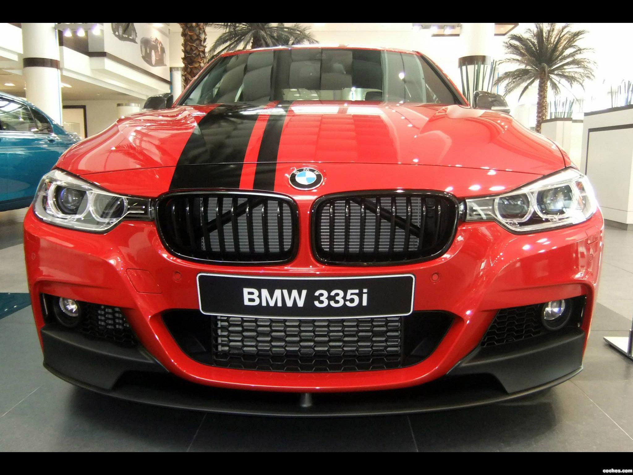 Foto 0 de BMW Serie 3 335i M Performance Abu Dhabi F30 2014