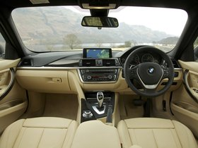 Ver foto 19 de BMW Serie 3 335i Sedan Luxury Line F30 UK 2012