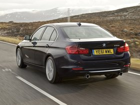 Ver foto 10 de BMW Serie 3 335i Sedan Luxury Line F30 UK 2012
