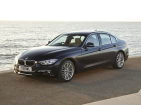 Ver foto 9 de BMW Serie 3 335i Sedan Luxury Line F30 UK 2012