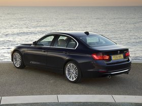 Ver foto 8 de BMW Serie 3 335i Sedan Luxury Line F30 UK 2012