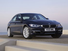 Ver foto 6 de BMW Serie 3 335i Sedan Luxury Line F30 UK 2012