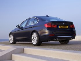 Ver foto 5 de BMW Serie 3 335i Sedan Luxury Line F30 UK 2012