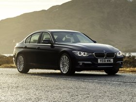 Ver foto 4 de BMW Serie 3 335i Sedan Luxury Line F30 UK 2012