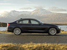 Ver foto 3 de BMW Serie 3 335i Sedan Luxury Line F30 UK 2012