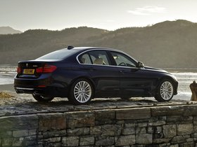 Ver foto 2 de BMW Serie 3 335i Sedan Luxury Line F30 UK 2012