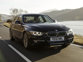 Fotos de BMW Serie 3 335i Sedan Luxury Line F30 UK 2012