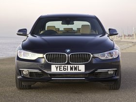 Ver foto 16 de BMW Serie 3 335i Sedan Luxury Line F30 UK 2012