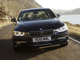Ver foto 15 de BMW Serie 3 335i Sedan Luxury Line F30 UK 2012