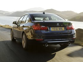 Ver foto 14 de BMW Serie 3 335i Sedan Luxury Line F30 UK 2012