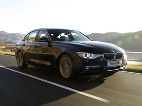 Ver foto 13 de BMW Serie 3 335i Sedan Luxury Line F30 UK 2012