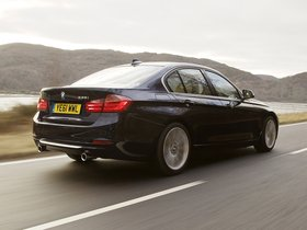 Ver foto 12 de BMW Serie 3 335i Sedan Luxury Line F30 UK 2012