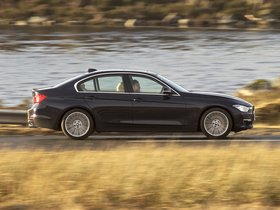 Ver foto 11 de BMW Serie 3 335i Sedan Luxury Line F30 UK 2012