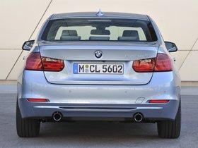 Ver foto 21 de BMW Serie 3 ActiveHybrid 3 F30 2012