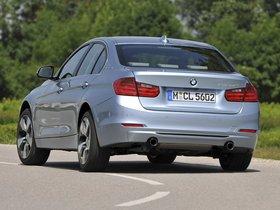 Ver foto 20 de BMW Serie 3 ActiveHybrid 3 F30 2012