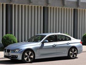Ver foto 12 de BMW Serie 3 ActiveHybrid 3 F30 2012