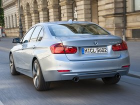Ver foto 11 de BMW Serie 3 ActiveHybrid 3 F30 2012
